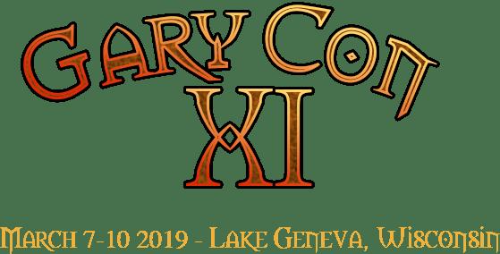 Gary Con XI