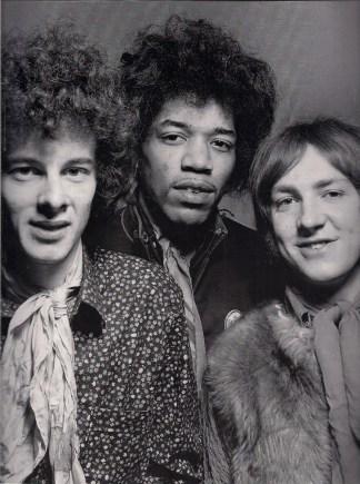 The Jimi Hendrix Experience.