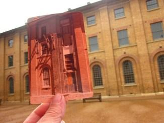 Hyde Park Barracks 1977 and 2012