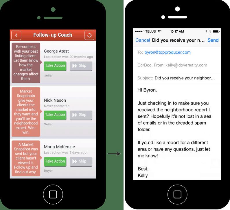 Market Snapshot Mobile