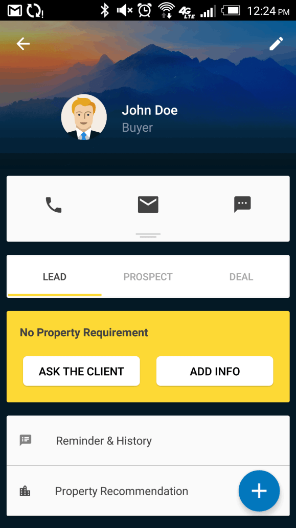 AgentDesks Android - Client