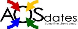 AOSdates logo