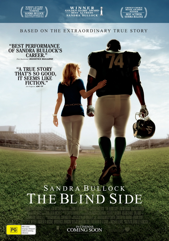 review and analysis of the movie the blind side The blind side: evolution of a game is a book by michael lewis released on september 2, 2006 by w w norton & company it focuses on american football plot the book features two dominant storylines the first is an examination of how offensive football strategy.