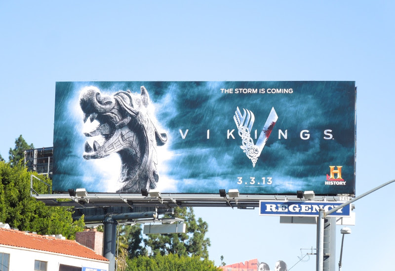 Vikings vs. The Bible: Why History Channel Won't/Can't Market Faith? by Craig Detweiler, PhD