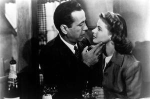 The beautiful and enchanting Ilsa Lund stole Rick's heart in a whirlwind Paris romance Paris only to break it as the German tanks rolled into Paris.