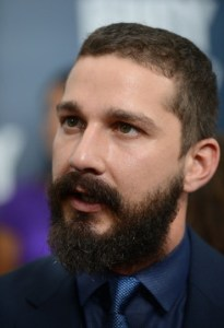 Shia LaBeouf at the premiere of Fury | Photo by DoDNewsFeatures via Flickr
