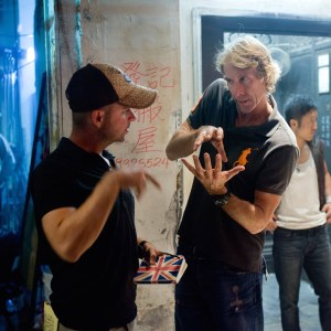 Mark and Michael Bay