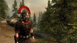 Roman in Skyrim