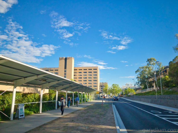 The Canberra Hospital Gary Lum