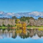 Lake Ginninderra Reflections HDR Gary Lum