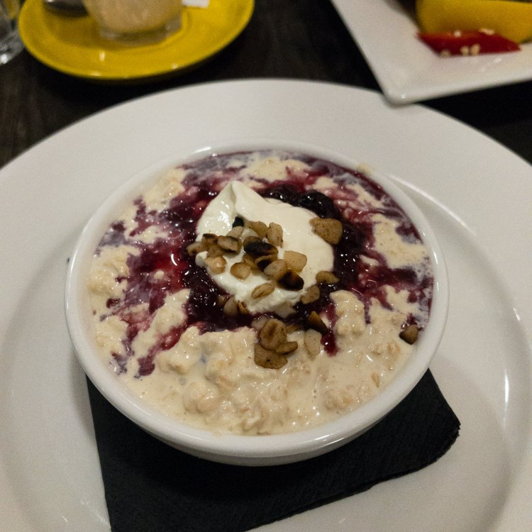 Bircher Muesli from Cafe 63 the ekka 2017 Gary Lum