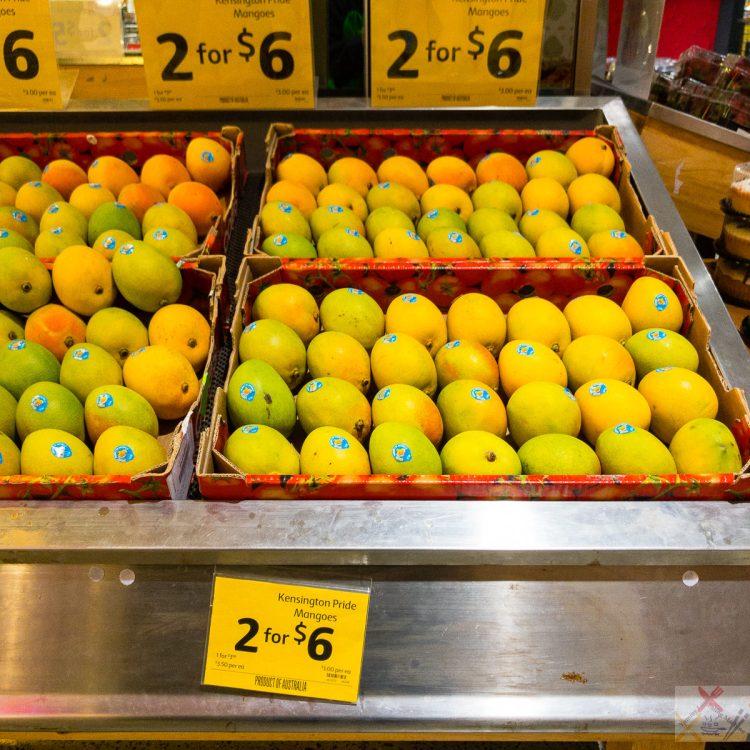 Extra dessert | Kensington Pride mangoes 2 for $6 Gary Lum