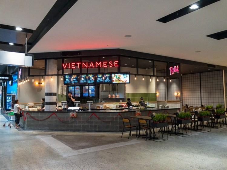 Rôll'd Vietnamese Food Gary Lum food blogging