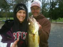 Walleye at Fish Camp