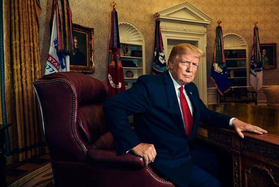 Donald Trump Dug Up the Political Tomahawk
