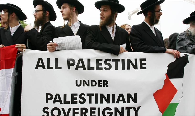 Where to get the Vaccine Against Left-wing Anti-Semitism?
