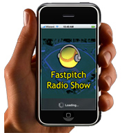 The Fastpitch Radio Show App