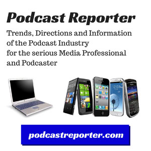 Interviewed On The Podcast Reporter