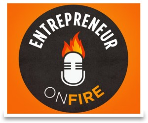 Interviewed On Entrepreneur On Fire