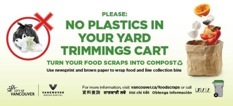 Food Scraps – Digital Taxi Ad