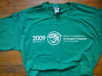 World Conference on Huntington's Disease | Branded Merchandise