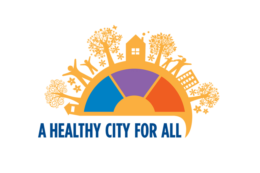 A Healthy City for All – Strategy Phase 1 Emblem