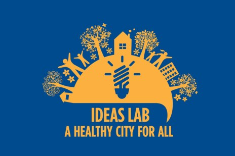 Ideas Lab – A Healthy City for All – Emblem