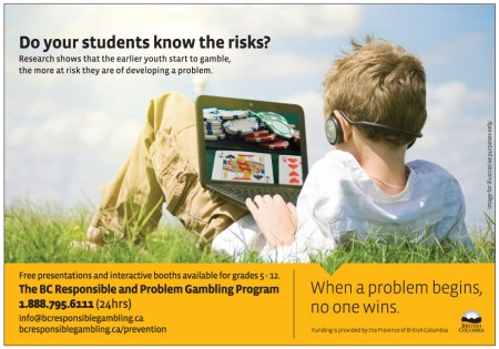 RPGP 2013 Prevention Ad
