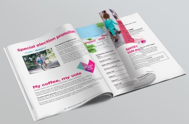 Vancouver Voters' Guide | Promotions and Advertising Pages