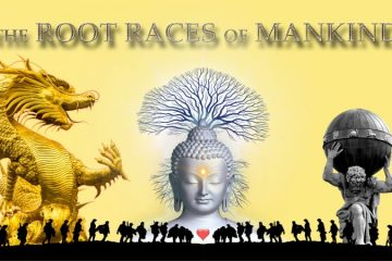 THE ROOT RACES OF MANKIND