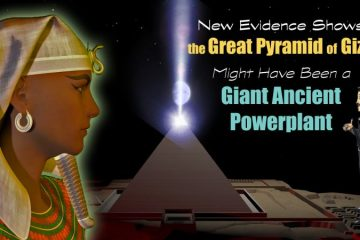 The Great Pyramid of Giza Might Have Been a Giant Ancient Power-Plant
