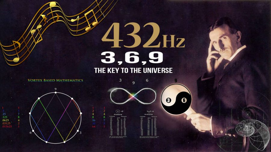 432 Hz – Unlocking The Magnificence Of The 369, The Key To The Universe