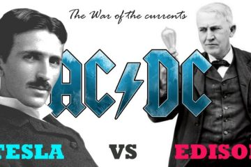 TESLA vs EDISON ~ The War of the Currents