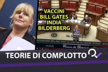 (MUST WATCH) Italian Parliament exposes NWO Agenda, Bill Gates, Vaccines, Mass Population Control.