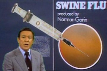 60 MINUTES INVESTIGATES SWINE FLU VACCINE FRAUD OF 1976