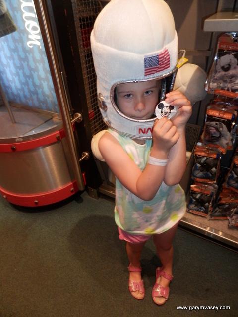 Sick Deni the space girl
