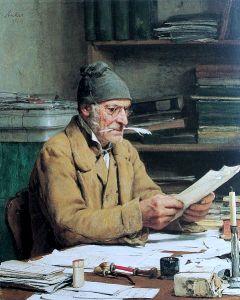 Albert_Anker-The_Town_Clerk-1874