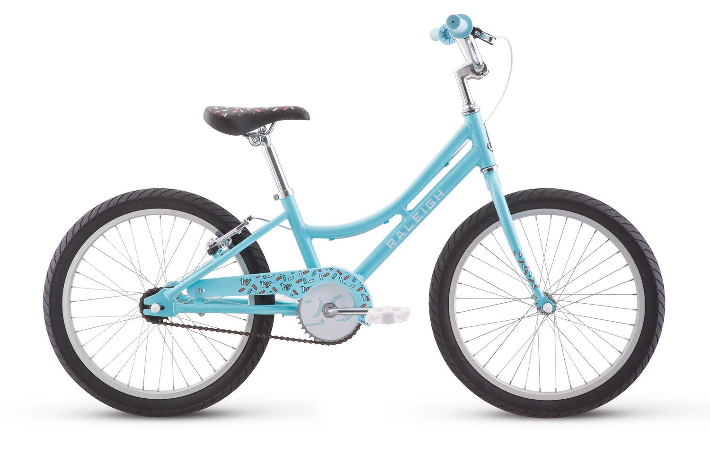 Raleigh 2018 Jazzi 16 Youth Road Bike Green