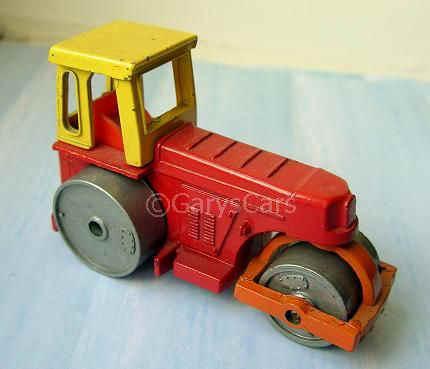 Playart Diesel Road Roller