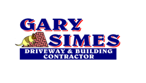 Gary Simes Driveways and Groundwork Contractors Logo