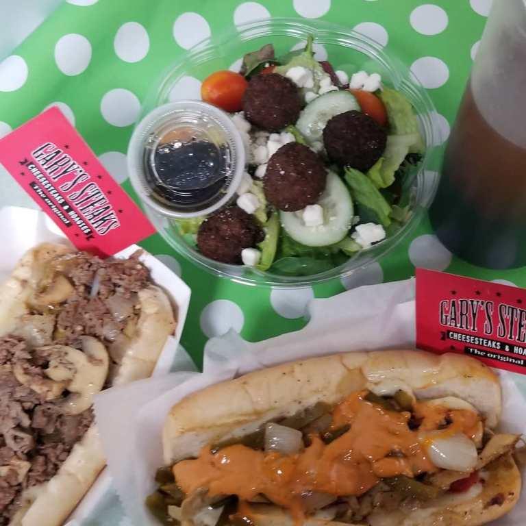 Garyssteaks Food Truck Catering  Hudson & King