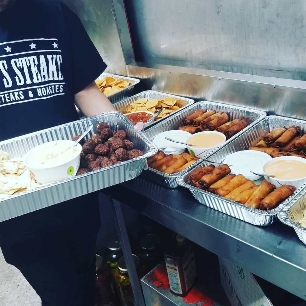 Garyssteaks Food Truck Indoor Catering Service Royal Palms 2
