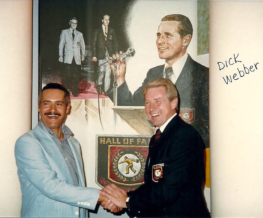 Dick Webber 1984
