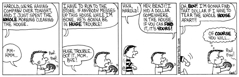 Huge Trouble