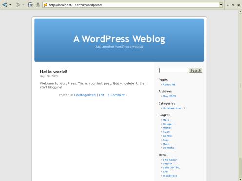 The Dance That Is WordPress