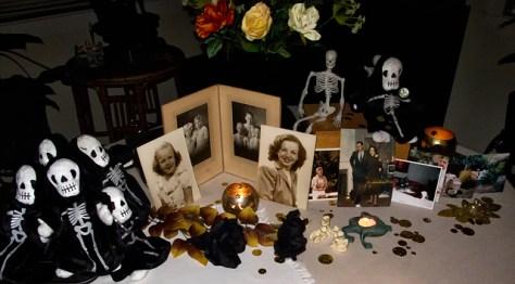 2011 Samhain alter