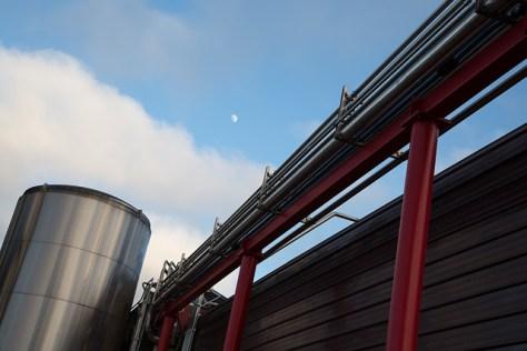 Lagunitas Brewery tanks 3