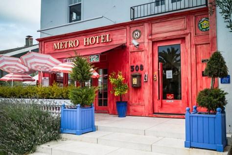 Metro Hotel, Petaluma