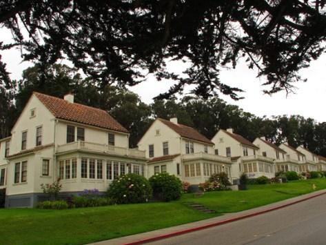 Presidio houses