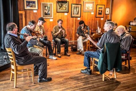 Irish session musicians in Cotati, CA